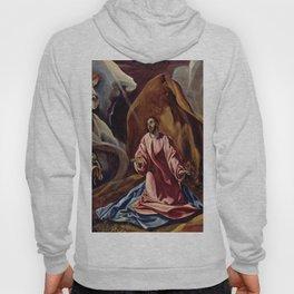 """El Greco (Domenikos Theotokopoulos) """"Agony in the Garden"""" Hoody"""