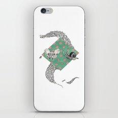 Snail and Pelvics  iPhone & iPod Skin
