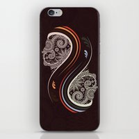 infinity iPhone & iPod Skins featuring Infinity by Sedef Uzer