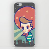 games iPhone & iPod Skins featuring Girl games by littlestar cindy