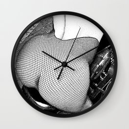 asc 535 - Le démon de midi (Antidote to melancholy) Wall Clock