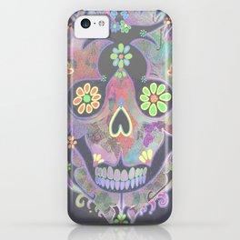 Gigi Skulla iPhone Case