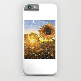 Flowers Sun Cute and Attractive Gift iPhone Case