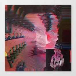 B R A I N F E E D 3 R Canvas Print