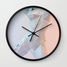 ORIGAMI v1 Wall Clock