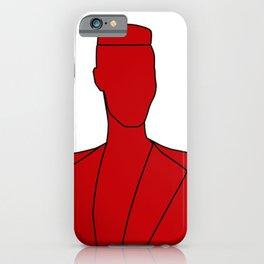 Jones iPhone Case