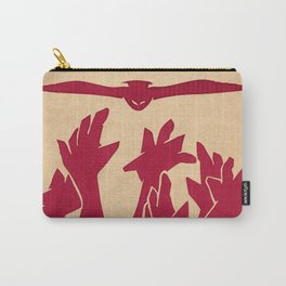 Peace Now Carry-All Pouch