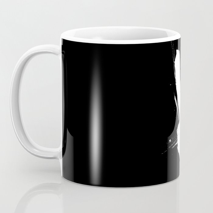 minima - splatter rabbit  Coffee Mug
