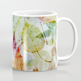 Fall impression, digital water colour art Coffee Mug