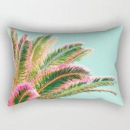 Fiesta palms Rectangular Pillow