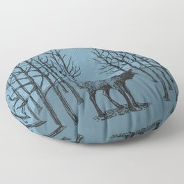 Wilderness Floor Pillow