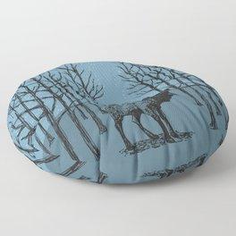 Wilderness Floor Pillow