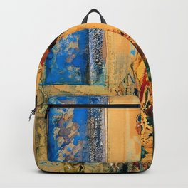 """Gustave Moreau """"The Toilette"""" Backpack"""