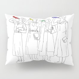 AWESOME GIRLS Pillow Sham