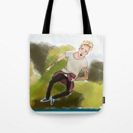 JustinBieber Tote Bag