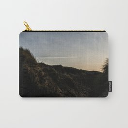 Grass dunes at night Carry-All Pouch