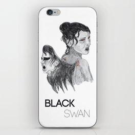 Black Swan I iPhone Skin