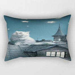 wishing a star Rectangular Pillow