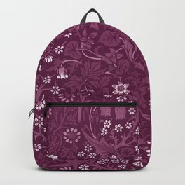 "William Morris ""Blackthorn"" 5. Backpack"