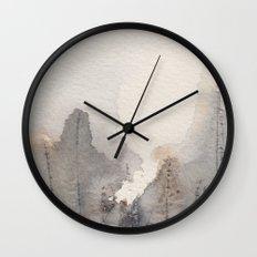 November morning 6 Wall Clock