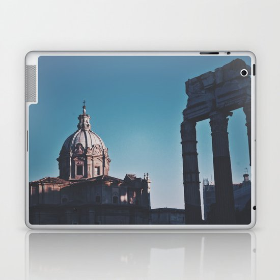 Old Italy Laptop & iPad Skin