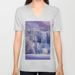 Frozen - The North Mountain Unisex V-Neck