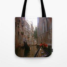 enjoyable gondola in Venice Tote Bag