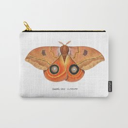 Randa's Eyed Silkmoth (Automeris randa) Carry-All Pouch