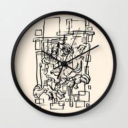 Lords Wall Clock