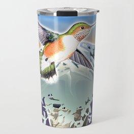 DW-027 Homage To Magritte Travel Mug
