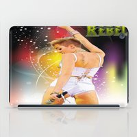 rebel iPad Cases featuring Rebel by Don Kuing