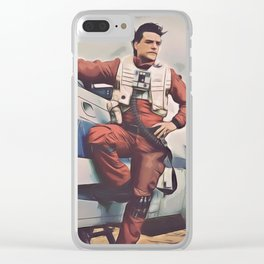 Join the Resistance! Clear iPhone Case