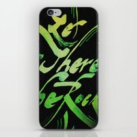 acdc iPhone & iPod Skins featuring Let There Be Rock by Miguel Pécora