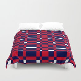 Union Jack Colours Duvet Cover