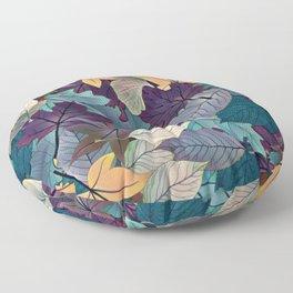 Leafy Goodness Floor Pillow