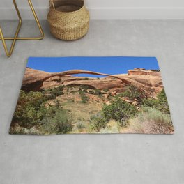 Beautiful Landscape Arch Rug