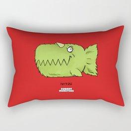 Furryrana Rectangular Pillow