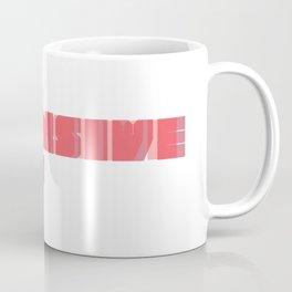 EXPANSIVE SHIT #the pop art edition Coffee Mug