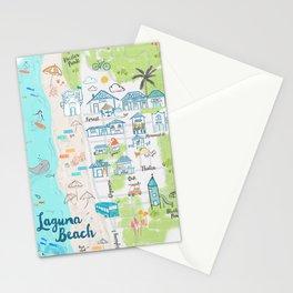 Laguna Beach Stationery Cards