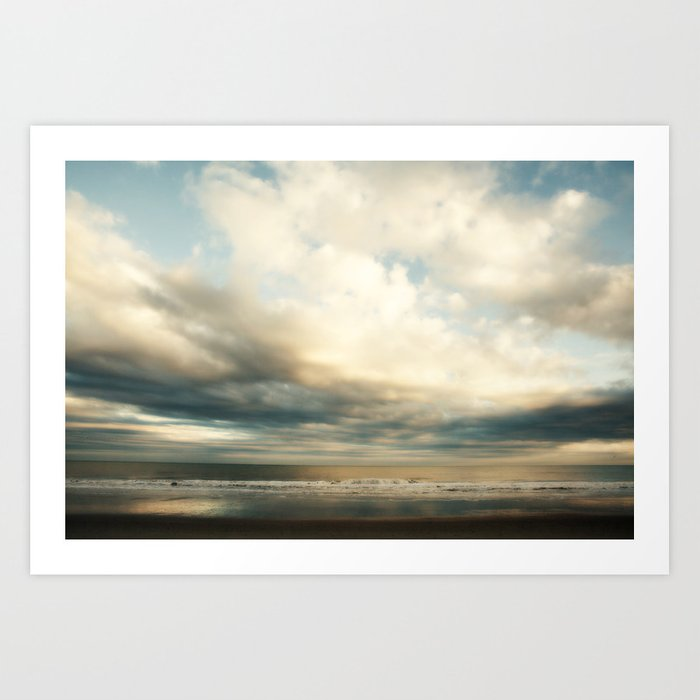 I Dream of Sea Art Print
