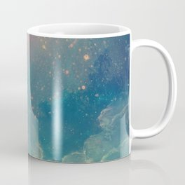 Space fall Coffee Mug