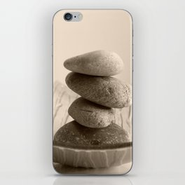 Stones Monotony iPhone Skin