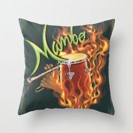 Mambo Throw Pillow