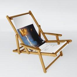 J. Cole - The Off-Season (Album Cover) Hip Hop Art Music Sling Chair