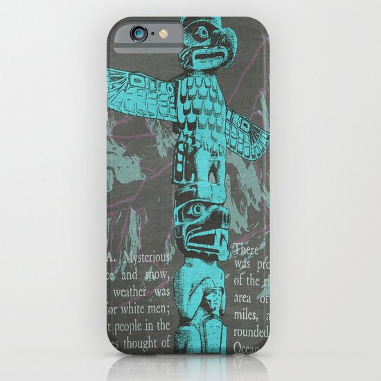 Alaska iPhone & iPod Case