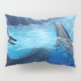 Blue Harmony Pillow Sham