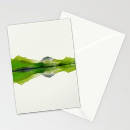 Reflection II Stationery Cards
