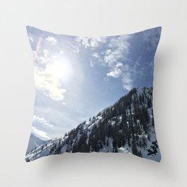 Relax Throw Pillow