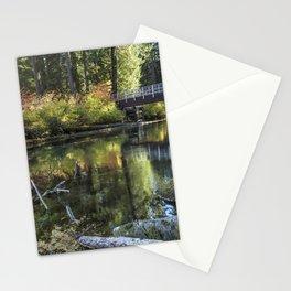 Fall at Clear Lake, No. 2 Stationery Cards