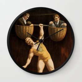 The Sandow Wall Clock